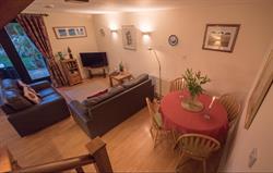 Flint Cottage Sitting Area