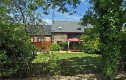 Well Cottage garden