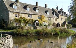 Cottages at Lower Slaughter