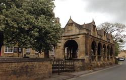 Old Market Hall at Chipping Campden