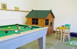 Games room for Family Fun