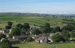 Litton fields in the Summertime