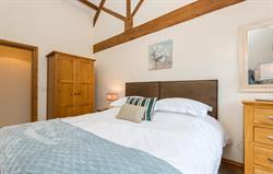 Super king bedrooms can be twin bedded