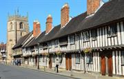 15th century Almshouses & Guildhall