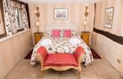 Barn bedroom