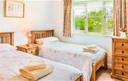 Lady Twin Bedroom