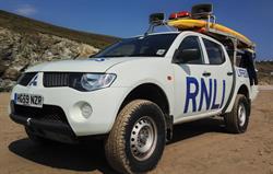 RNLI Beach Patrol