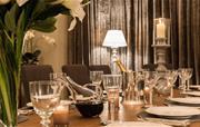 Heathfield dining table setting
