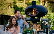 Outdoor Dining with Bookable Morso Pizza Oven