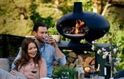 Reservable Morso Wood Pizza Oven
