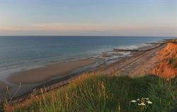 Overstrand Cliff Tops