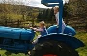 Denis the Dexta Play Tractor