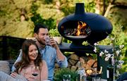 Outdoor Dining Pizza Oven
