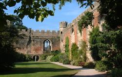 Bishops Palace Wells - Great Hall