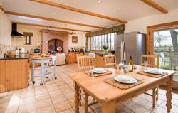 Bluebell living kitchen