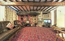 Olde Worlde Lounge with Ingle-nook