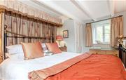 Peace and Plenty master bedroom