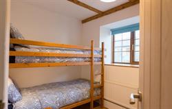 The Cartwheel bunk bedroom