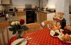 Farmhouse Kitchen with Inglenook