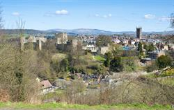 Places to Visit: Ludlow Market Town