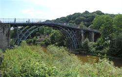 Locally: Ironbridge Gorge