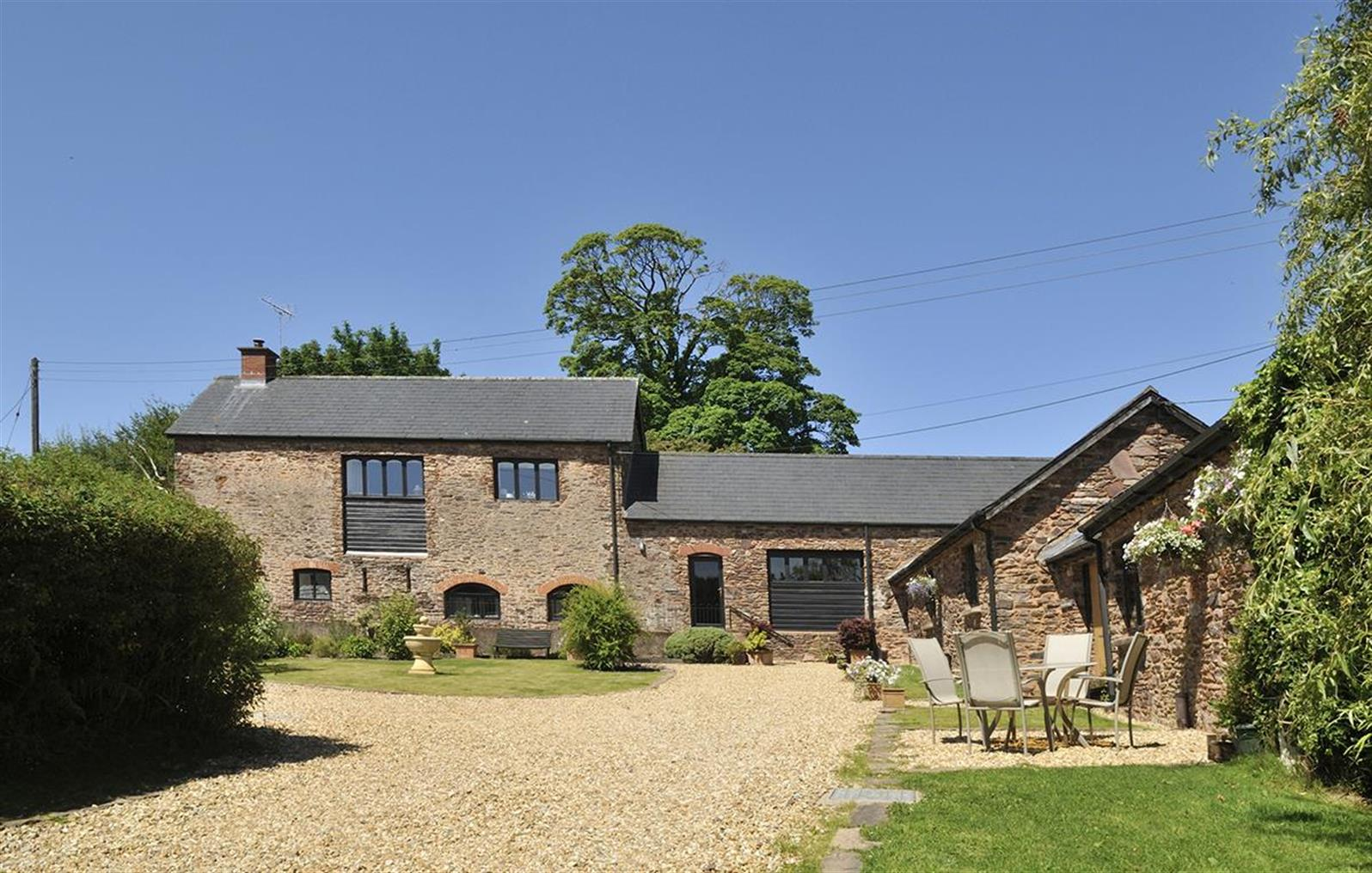 Barn & Barn Owl Cottage