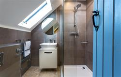 One of 10 ensuite bathrooms