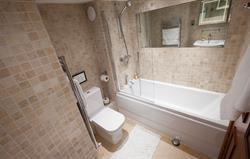 Wheel Room Bathroom