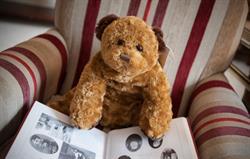 Wheel Room Huggie Bear