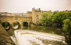 Beautiful Georgian City of Bath