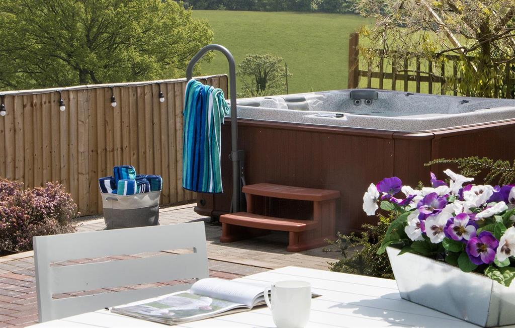 The Manor Hot Tub