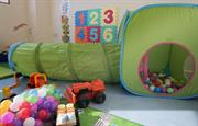 Play Barn for younger guests
