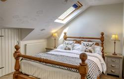 Double Bedroom in Old Stables