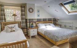 Large family bedroom in The Old Sta
