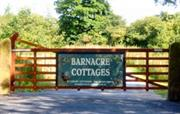 Entrance to the cottages