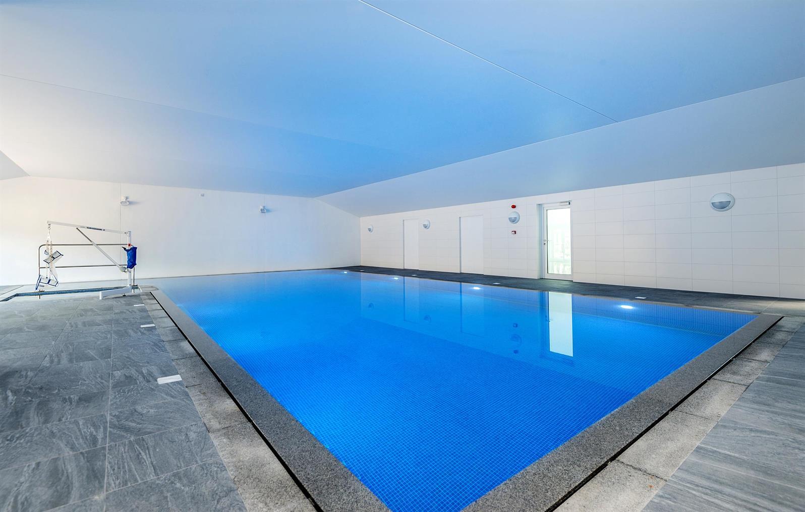 Wallops Wood Cottages luxury indoor