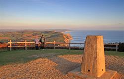 Jurassic Coastline Visit Britain
