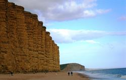"The Iconic 'Broadchurch"" Cliffs"