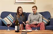 Wine on the Sofa