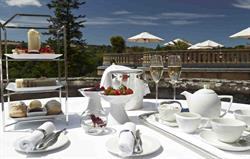 Bovey Castle Tea