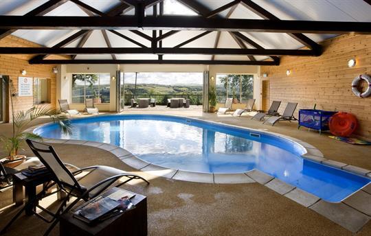 Clydey Indoor Pool