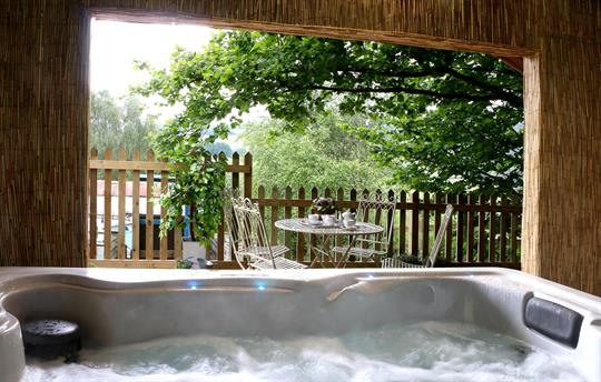 Woodland Hot Tub