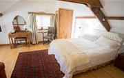 Cider Cottage bed-room