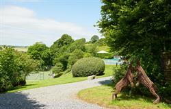 Gitcombe grounds