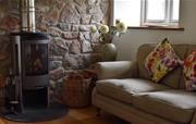 Lounge and Log Burner
