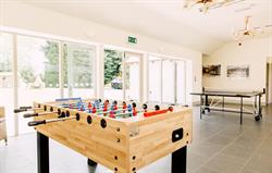 The Lodge - Games Room