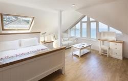 Bedroom 1 with ocean views
