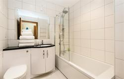 Silver Birch bathroom with bath