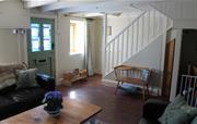 The lounge at Gellideg
