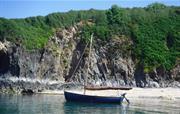 Sailing boat, Cwm Yr Eglwys